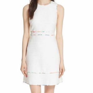 Kate Spade Blossom Tweed Dress